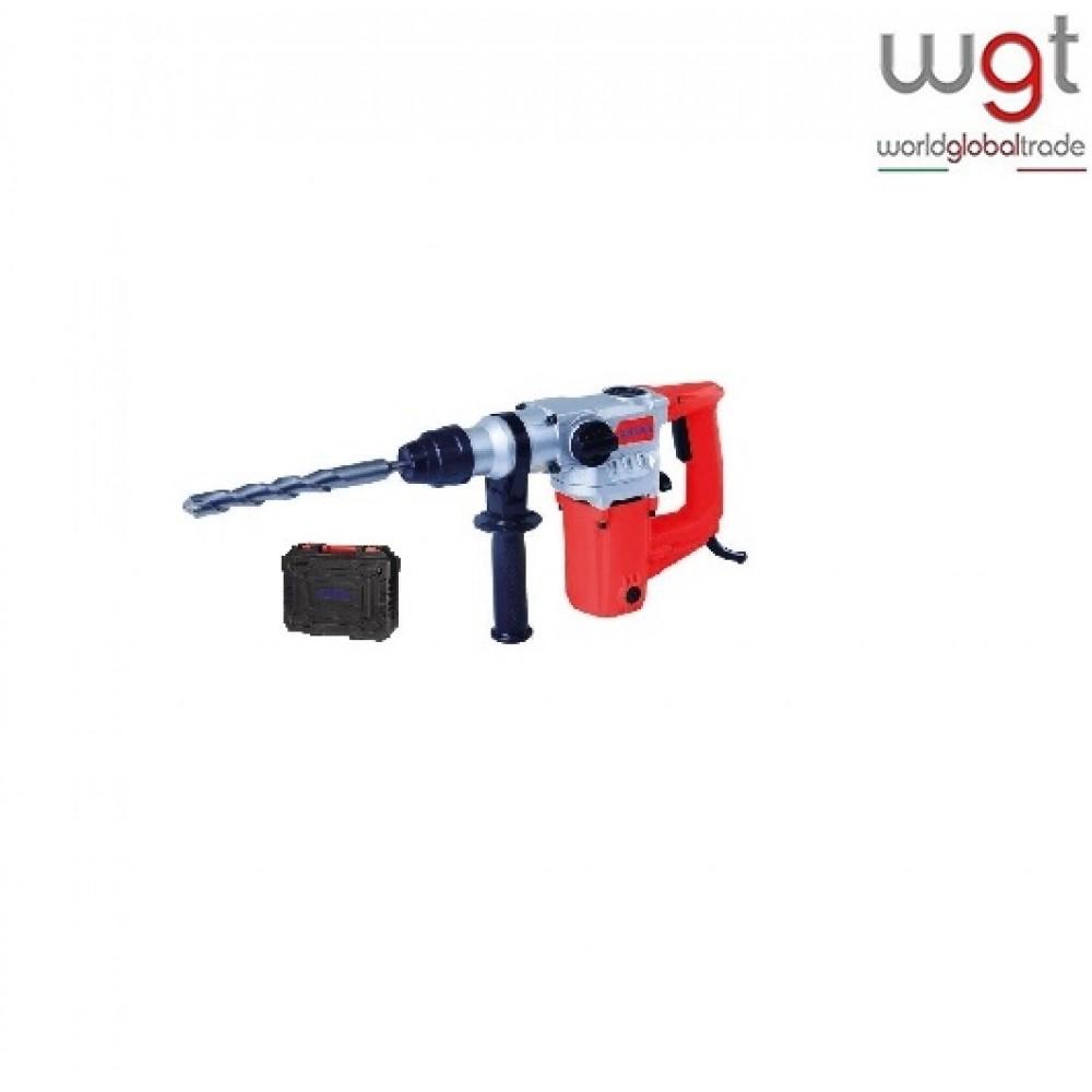 EXCEL TASSELLATORE 900W 900W TA900 SDS PLUS VALIGETTA+accessori